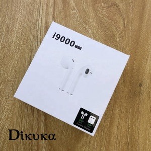 i9000 tws 1:1 Bluetooths Earphones Smart Sensor Wireless Headphone Pop-up Headset Wireless Charging Earbuds PK I80 K90 I60 I100