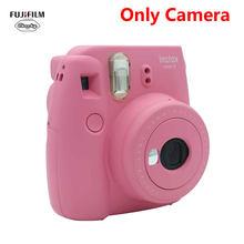 Фотокамера моментальной печати Fujifilm INSTAX Mini 9, подарочная упаковка, новинка, 5 цветов, подарок на Рождество и новый год, фотокамера моментальн...(Китай)