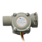electric water heater electromagnetic fda plastic india water flow sensor