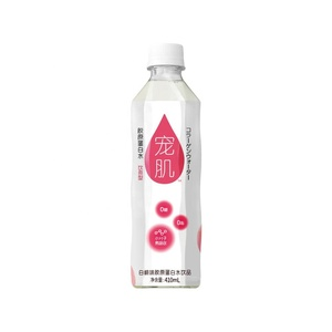 GENKI FOREST Fruit Concentrat Juice 410mL Collagen Water Soft Drink