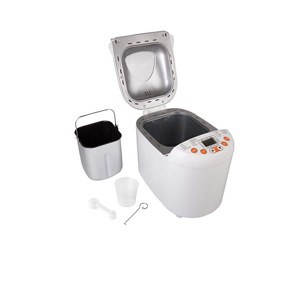 500g/750g/1000g PP home and lid electric bread maker