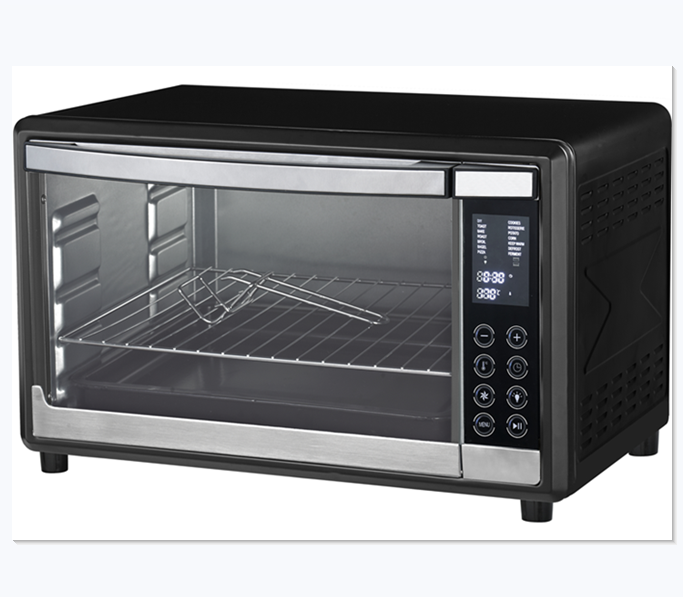 Digital timer control electric oven multi-functional oven
