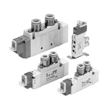 SMC NPTF 110v 5 Poort Lichaam Ported/Single Unit SY3000/5000/7000/9000 <span class=keywords><strong>Serie</strong></span> <span class=keywords><strong>2</strong></span> positie Dubbele Gas Solenoid Boost Valve