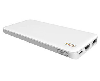 Double output Portable power bank 5000mah for Mobile phone