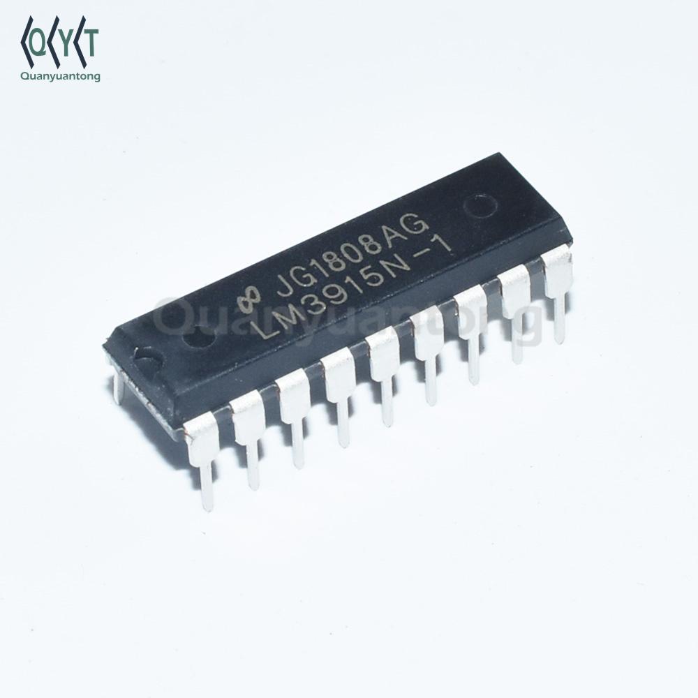 1 LM3915N LM3915 Integrato Driver display controller Dot//Bar