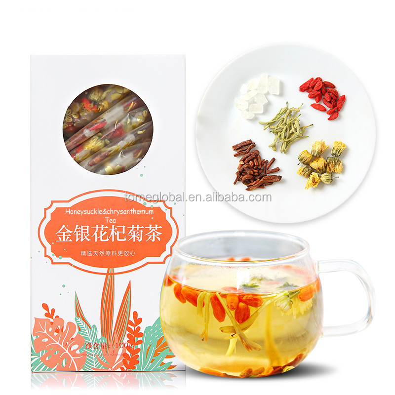 Hot selling high quality Chrysanthemum&honeysuckle Flower Tea - 4uTea | 4uTea.com