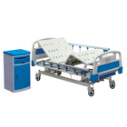 ABS Hospital Two Functions Manual Adjustable Patient Beds