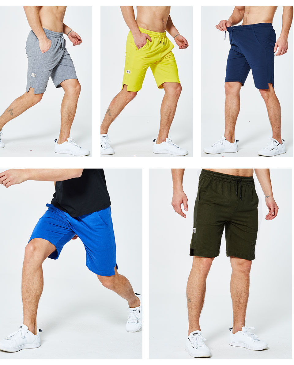 2020 Men gym Fitness Shorts Workout quick dry shorts Sport Running Gym Shorts Men
