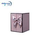 High quality valentine gift custom luxury flower box