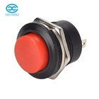 XIECHANG R16-507 Push Button Micro On Off Momentary 16mm Pushbutton Pull 2 Pin On-off Switch Push Button Es Wall