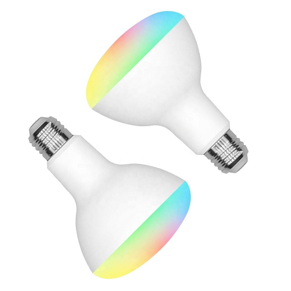 high quality led bulb rgb par20 br30 wifi led filament smart bulb