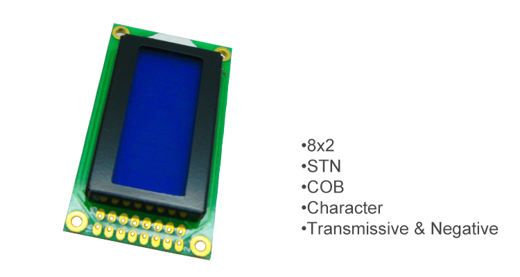 0802 character lcd