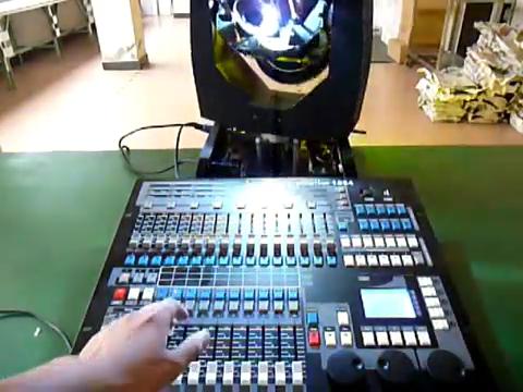 Professional audio dj mixer pioneer king kong console dmx 1024 rgb led dj controller for disco light