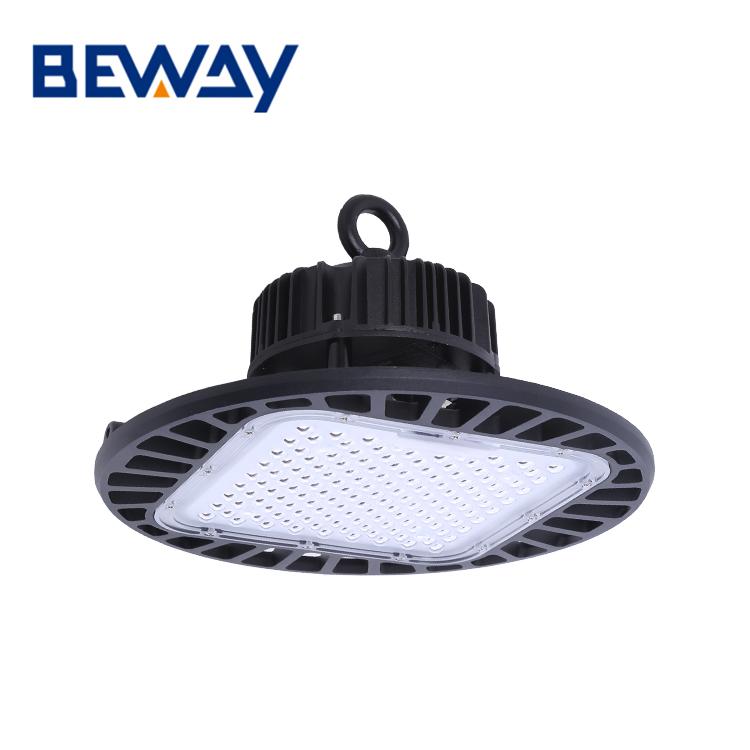 Высококачественный промышленный круглый алюминиевый светодиодный подвесной светильник типа НЛО SMD ip65 100 Вт 150 Вт 200 Вт