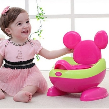 Factory directly high quality baby plastic toilet seats new portable potty chair