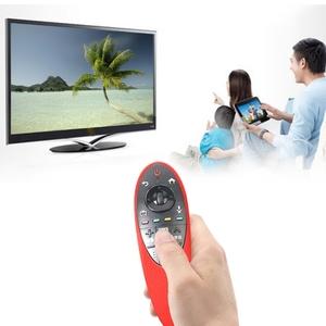For LG Smart TV Remote Control Case Soft Silicon Cover Protective Skin For LG AN-MR500 Smart TV Remote Control CoverCase