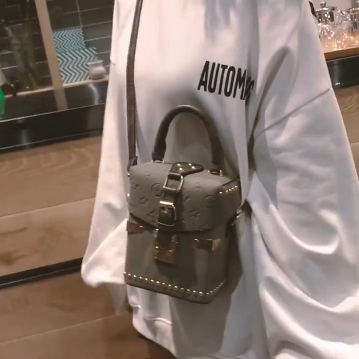 2020 kore tarzı sıcak satış kadın bayan çanta çanta kutusu çanta