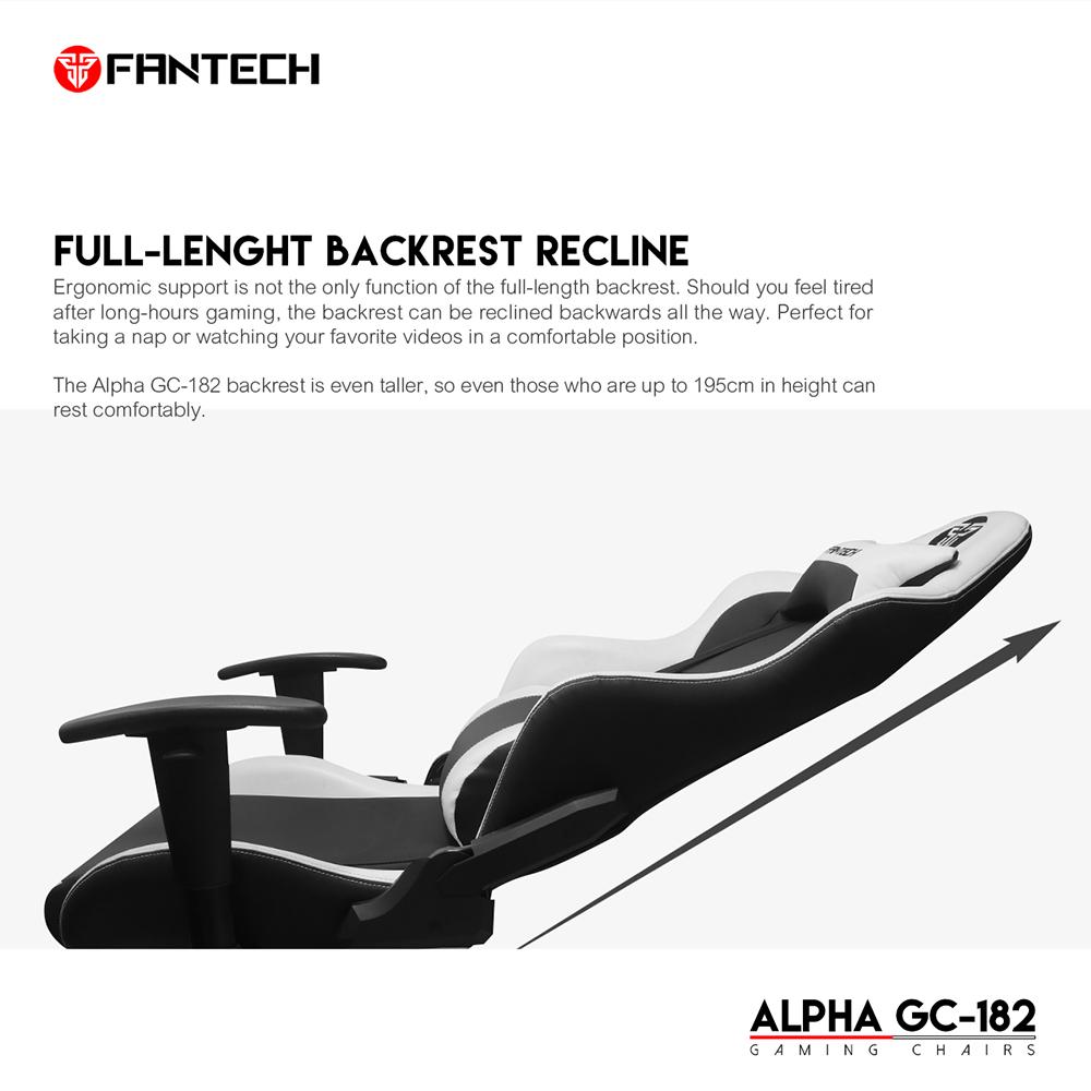Fantech GC-182 Alpha Gaming Chair 9