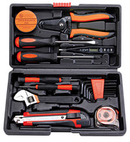 Home hardware 20pcs toolbox set set of electrical maintenance gifts for hand tools