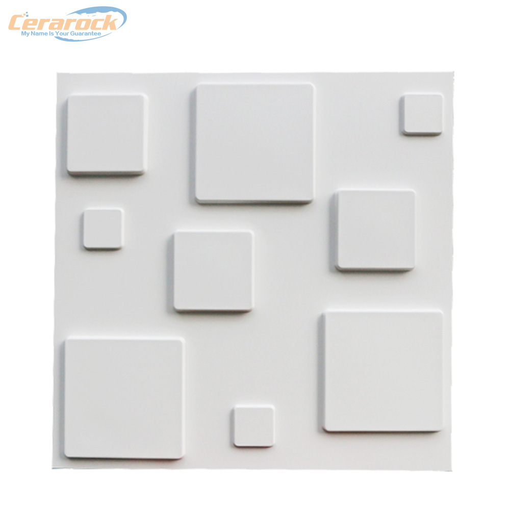 Cerarock waterproof pvc <strong>3D</strong> interior wall <strong>panels</strong> for wall decoration