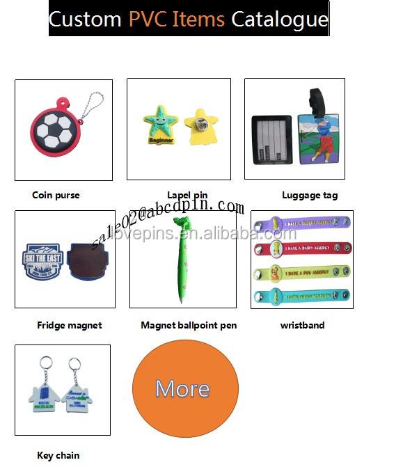 Souvenir aluminum material print logo badge with safety pin