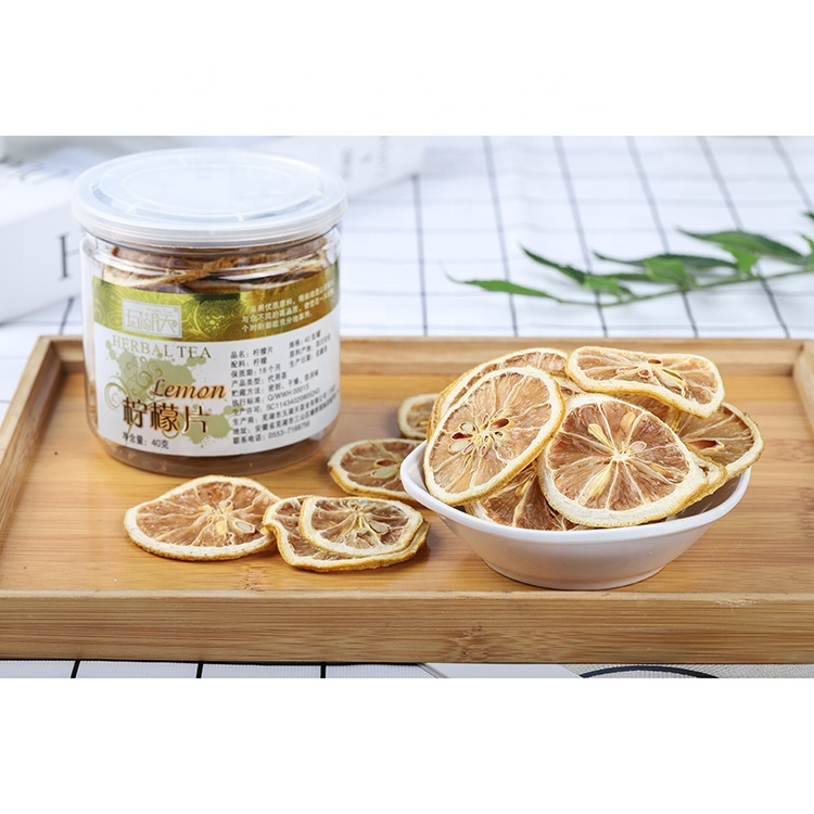 Chinese Organic Lemon Dried Slices for Lemon Tea - 4uTea   4uTea.com