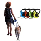Customized wholesale hands free dog leash fee factory retractable With Good Service