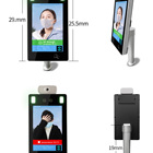 Desktop Desktop And Wall And Column Install Of Non-contact Digital Human Temp Detection With Face Recognition Measuring Terminal