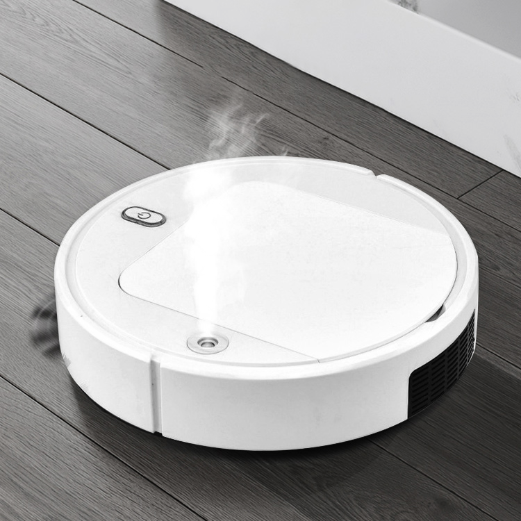 Automatic intelligent floor cleaner robot vaccum and mop