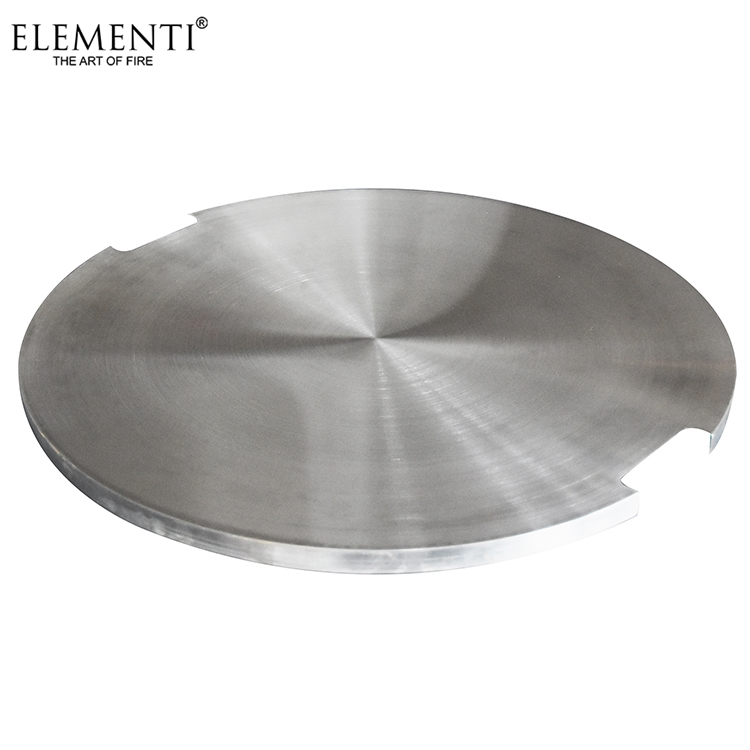 Elementi High Quality Stainless Steel Fire Pit Lid Buy Fire Pit Lid Product On Alibaba Com