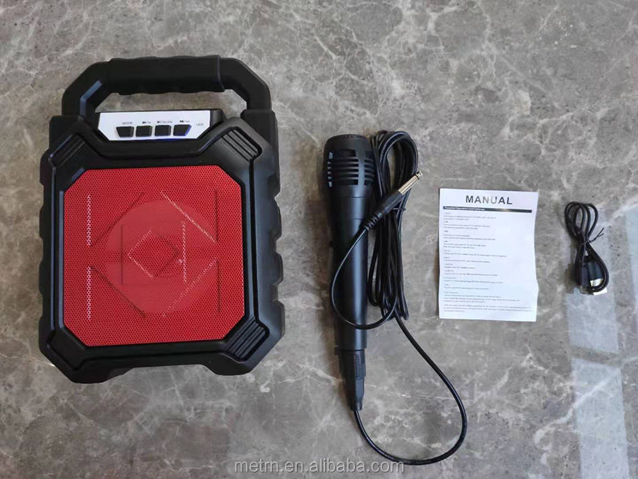 Mini Karaoke Pa Hệ Thống Âm Thanh Di Động Cho Rạp Hát Tại Nhà