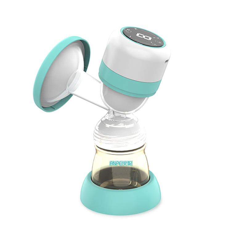 BPA Free PPSU Bottle Silicone One Type Portable Single Electric Auto Sucking Breast Milk Pump