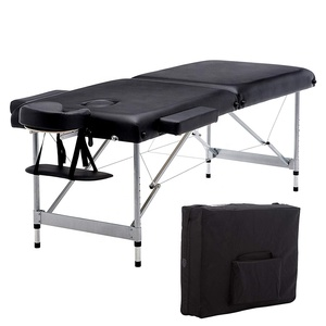 Folding Massage Table Portable Beauty Facial SPA Professional Massage Bed