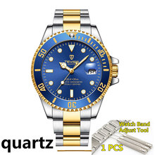 Роскошные мужские механические часы Tevise, автоматические водонепроницаемые Стальные кварцевые наручные часы, 2020(Китай)
