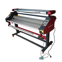 affordable price cheap laminator machines 1.6m wide large format automatic roll cold lamination nataly 1600c5+