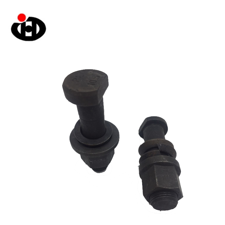 Custom Color Black Color Wheel Hub Bolts