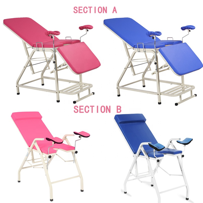 High quality hospital gynecological examination bed operating table outpatient examination bed cheap medical bed