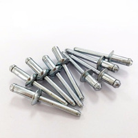 Blind Rivet Manufacturer Supply Open Type Domed Head Aluminum Pop Rivets