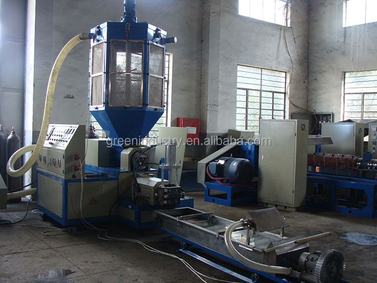 Plastic Pelletizer EPS Foam Pelletizer Machine
