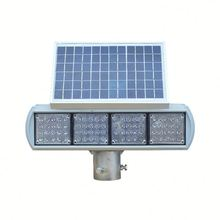 Peringatan Lampu Strobo Merah <span class=keywords><strong>Amber</strong></span> Peta Solar LED Caution Lights