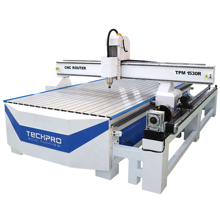 China 1325 rotary cnc router 4 axis cnc router with good price