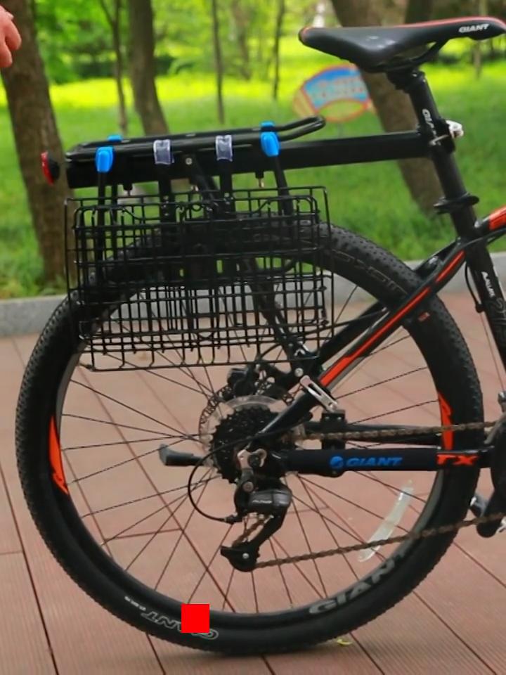 थोक प्रत्यक्ष कारखाने के लिए सामने बाइक foldable टोकरी अन्य साइकिल भागों टोकरी बाइक