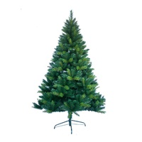 2019 Wholesale artificial PVC Pine needles Christmas automatic tree