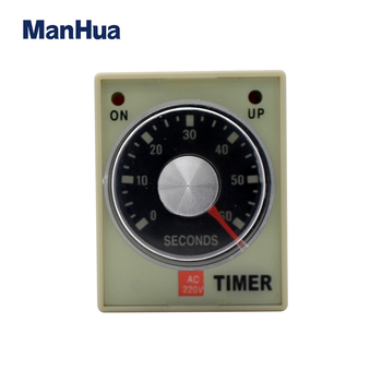 AC220V 3A DC28V 5A Time Delay 2 Switch Timer