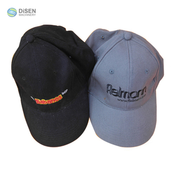 100 Cotton Custom Embroidered Hats