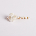 A great variety of styles stylish pearl hair clip beaded hair accessories