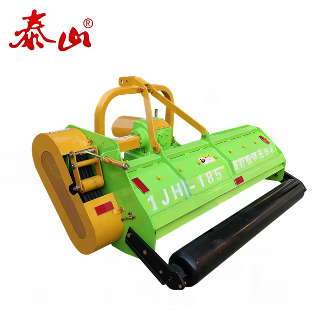 Agricultural equipment Tractor implements Smashed Straw Machine 3 point linkage tractor mounted farm machine