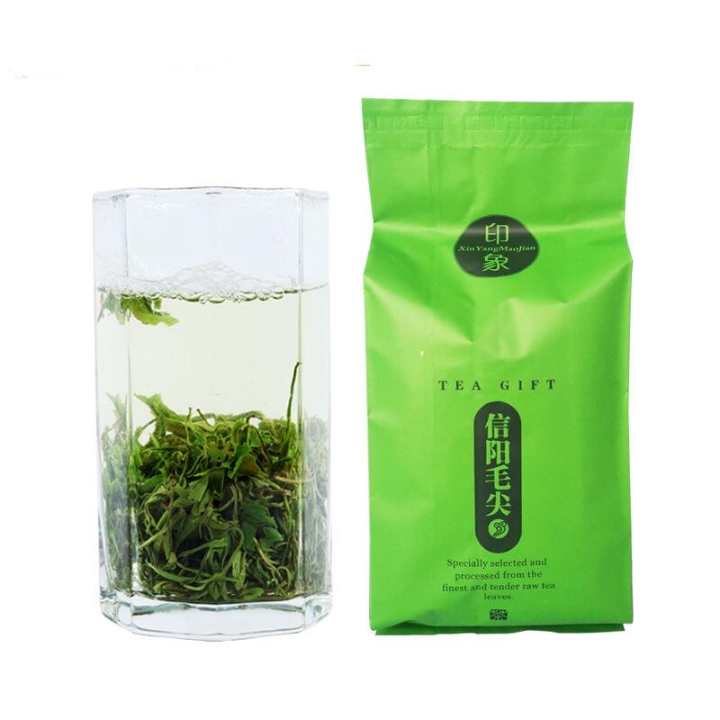 Top-grade fresh natural Superfine Spring High Mountain Tippy Maojian Green Tea by OEM Labelled Bag - 4uTea | 4uTea.com