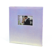 3 ply PP inside Fabric wholesale manufacturers wedding photo album scrapbook