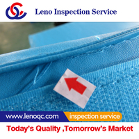 Gymnastics Mat inspection service for pre shipment